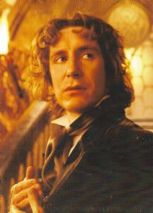 Paul McGann  - Postcard  (15cm/10.5cm) unsigned Limited stock 11322
